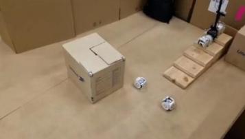 康奈尔大学领导的团队开发了模块化机器人 可以感知...