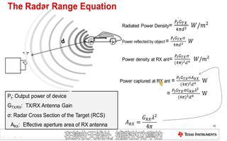 毫米波传感介绍:FMCW雷达系统设计的相关讨论