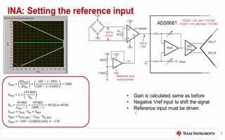 如何验算出仪表放大器的输入共模范围