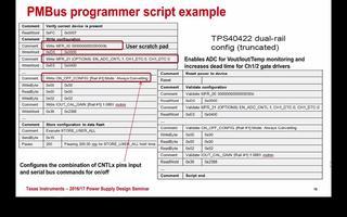 PMBus的应用拓扑与协议介绍