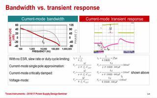 开关电源的实际应用限制和问题分析