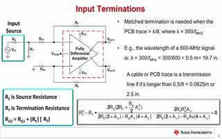 全差分放大器中FDA的噪声与控制措施(4)