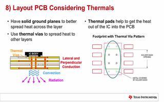 直流直流转换器4:振铃与芯片散热的解决方案介绍