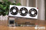AMD首款7nm显卡RadeonVII高清图赏