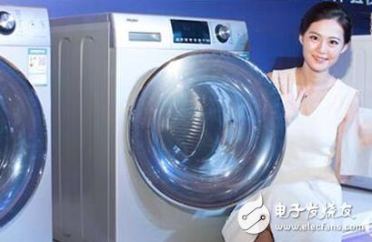 在海尔的坚持下 直驱洗衣机受到越来越多的用户欢迎