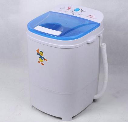 基于二胎出生率正在增加 迷你洗衣机未来将放量增长