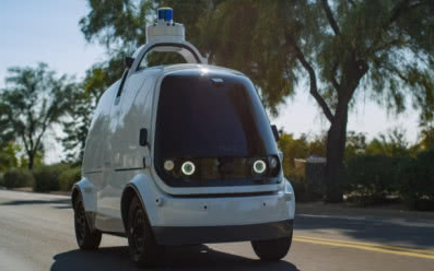 Nuro获愿景近10亿美元投资,用自动驾驶技术重塑物流配送