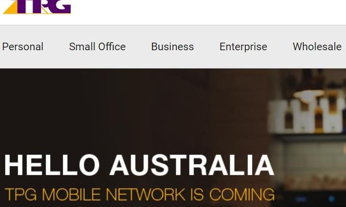 澳大利亚电信运营商TPG因华为禁令而取消了移动网...