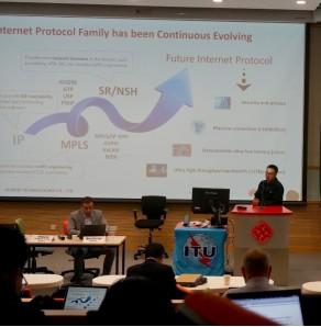 华为网络技术专家阐述了当前数据网络的问题和创新需求