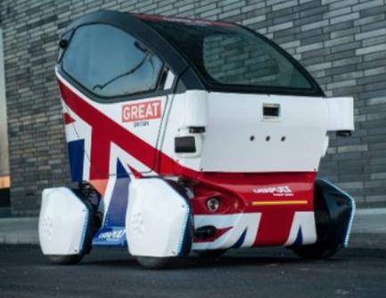 英国计划截至2021年实现无人驾驶汽车在一般道路的行驶