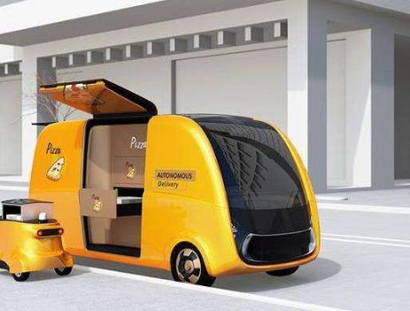 配送机器人逐渐成为各大平台和企业争相角逐的新方向