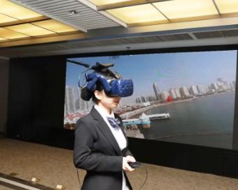 基于5G云VR的智慧赛场项目已顺利完成