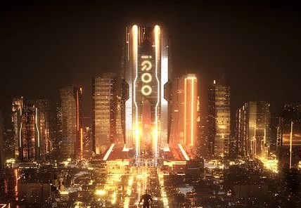 vivo公布了旗下全新子品牌iQOO充满了科技和未来感