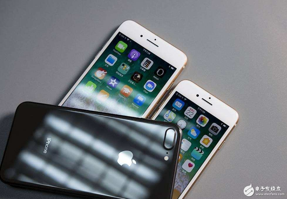 iPhone 8降价卖断货?春风吹又生?