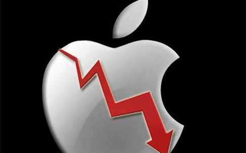 "iPhone销量大减,这些日企被""坑""了"