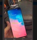关于Galaxy S10和Galaxy S10+的谍照渲染图曝光