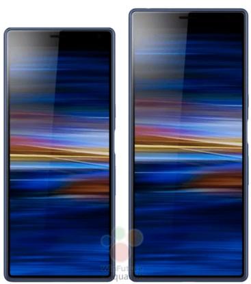 索尼将推出首款安卓阵营的无下巴全面屏手机Xperia XA3
