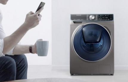 三星QuickDrive洗衣机为消费者开启新生活 洗衣机进入long88.vip龙8国际快车道