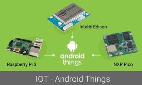 谷歌宣布Android Things转为专注于智能音箱的平台