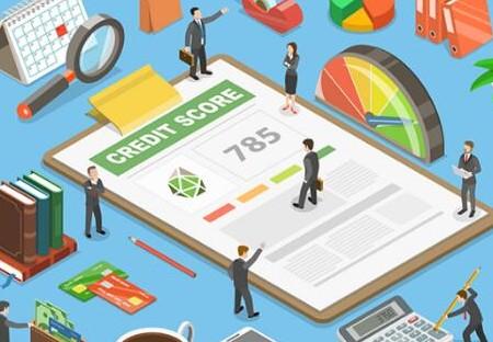 高效的区块链信贷系统可以帮助公民更好地控制信用记...