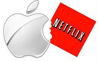 摩根大通建议苹果可以考虑巨资收购奈飞