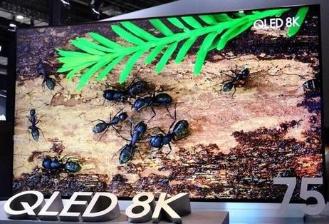 三星8K QLED电视已开售 戴尔双屏设备新专利曝光