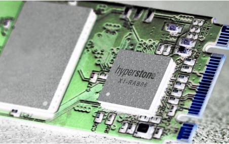 Hyperstone宣布推出型号为X1的新型SATA III SSD控制器