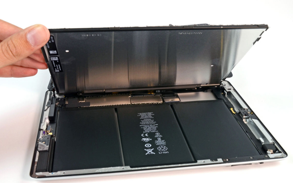 iPad电池故障引发火灾 苹果遭用户起诉