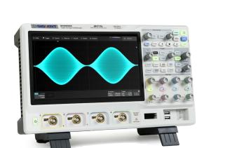 SDS5000X系列智能示波器的数据手册免费下载
