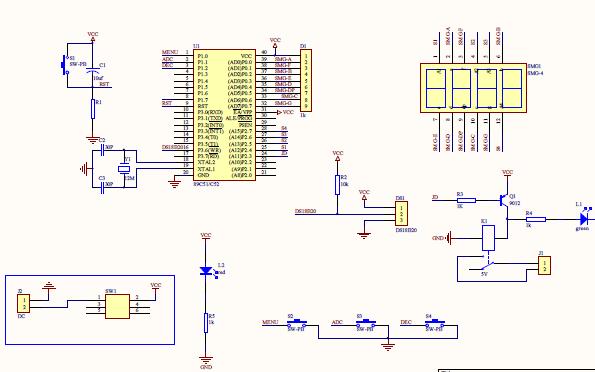 使用单片机设计的温度控制系统用于热水器和恒温箱等资料合集免费下载