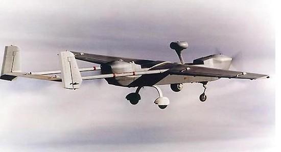 美国海关正在使用一些翼为66英尺的大型军用无人机进行巡航工作