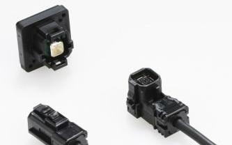 "JAE推出了运用于车载摄像头的高速传输小型""MX..."