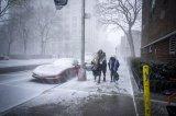 电动汽车在寒冷天气时的表现