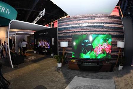 激光电视在海信引领下 中国品牌开始成建制的突破日韩企业技术垄断
