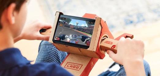 任天堂进军VR行业 并推VR游戏作品