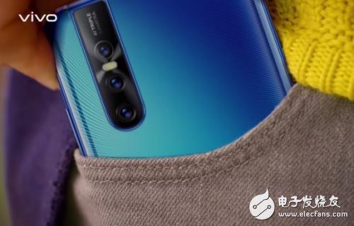 VivoV15Pro发布宣传视频 采用后置三摄搭配及弹出式摄像头设计