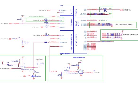 联想G470主板电路原理图免费下载