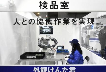 日本劳动力严重短缺 机器人或能解决难题