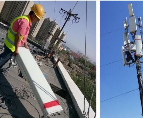 新疆联通携手华为共同解决了4G未开网带来的3G网...