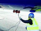 飞机检修机器人用热成像和超声波排除飞机的安全隐患