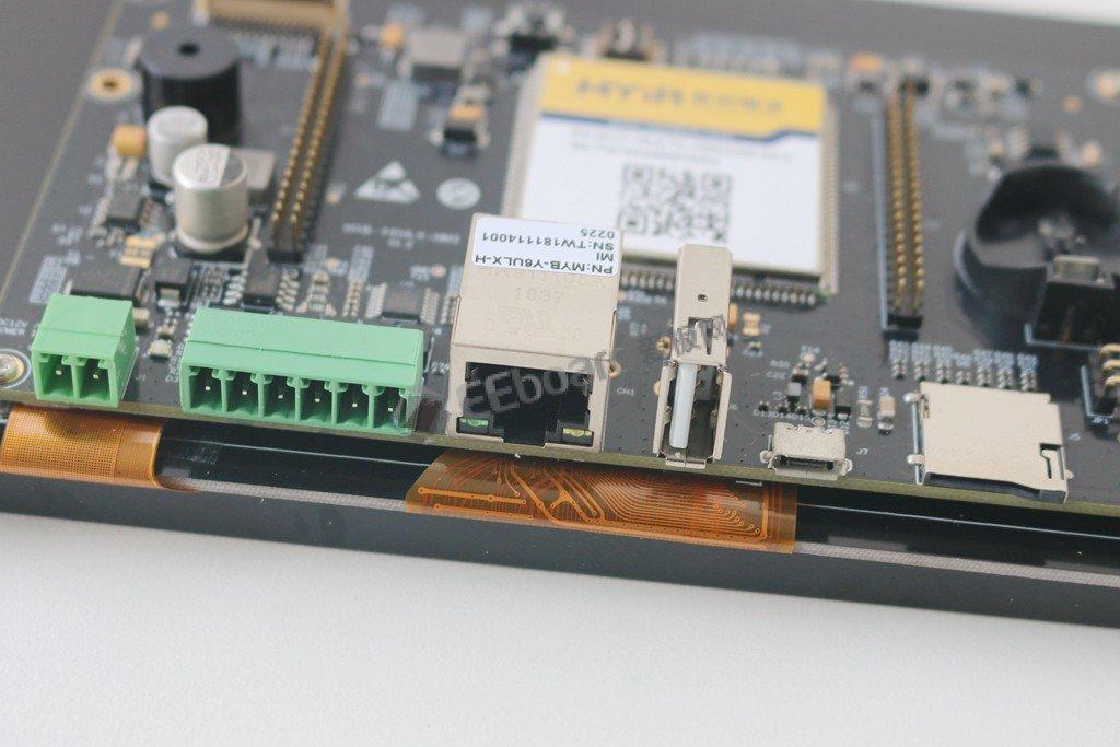 比树莓派更专业的HMI设计解决方案——MYD-Y6ULX-HMI评测