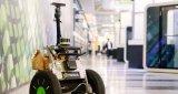 NVIDIA机器人应用于室内物流