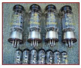 电子管的分类