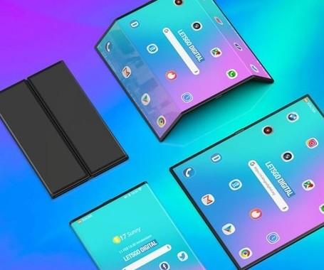 小米双折叠屏手机曝光做到了手机和平板的自由转换