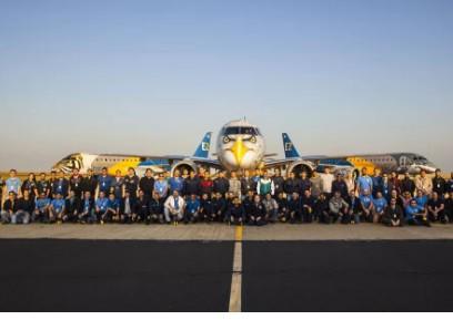 巴航工业2018年向市场共交付了90架商用飞机和91架公务机