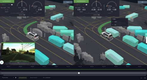 Uber和Cruise开源自动驾驶的可视化工具 并试图将这些技术作为标准