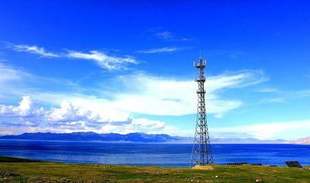 四川移动成功开通了都江堰古城区5G基站
