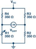 一些利用仪表放大器的平衡和出色直流/低频共模抑制特性的方法