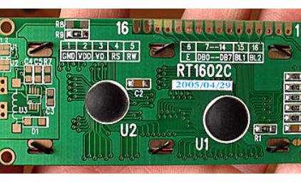 轻松学习51单片机的液晶资料和程序说明