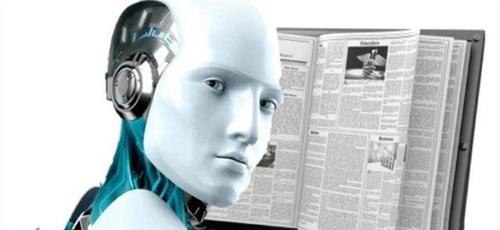 机器人记者时代的到来,又是AI的一大成功!
